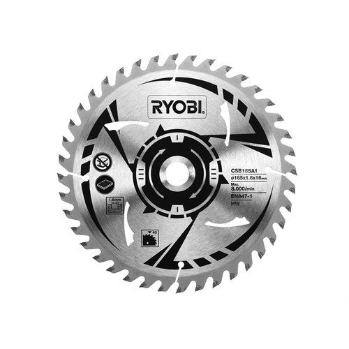 Ryobi 5132002774 Circular Saw Blade 165mm