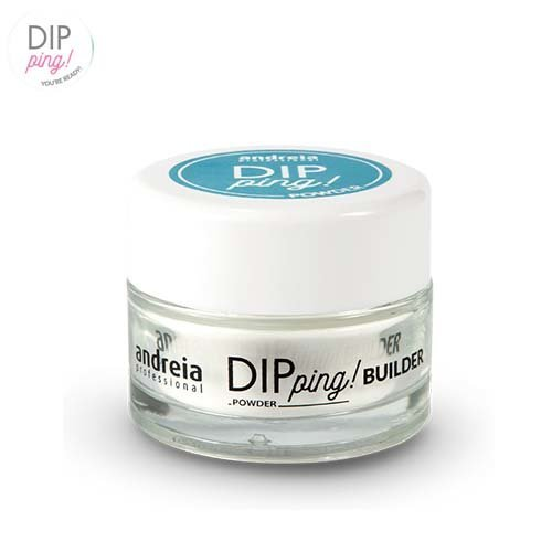 Andreia Professional Dipping Powder Builder - Clear 30gr