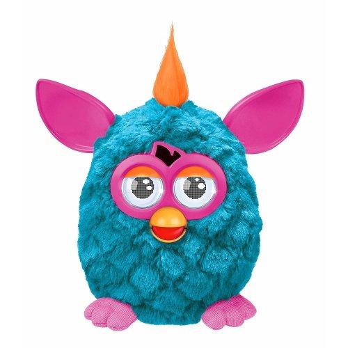 Furby Interactive Plush Turqoise/Pink