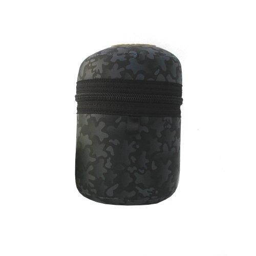 Dicky Bag Splat, Medium, Black