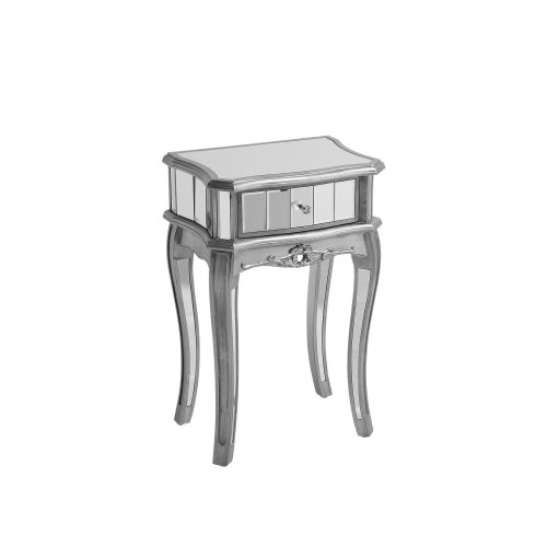 Mirrored Side Table SOMMA