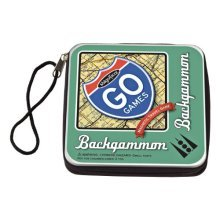 Magnetic Poetry Go Games Backgammon