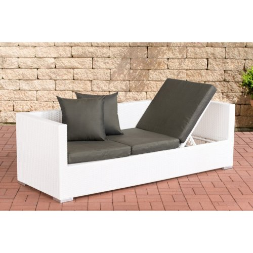 Lounge sofa Solano Anthracite