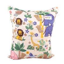 "Lion Wet Bags Waterproof Diaper Bag Multi-function Nappy Bag -14""*11"" Colorful"