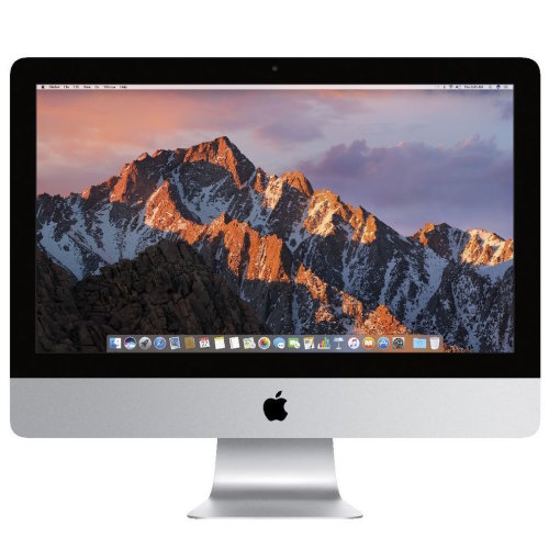 "Apple iMac 21.5"" Core 2 Duo 3.06GHz 4GB RAM 500GB HDD All-in-One"