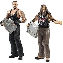 WWE The Undertaker and Bray Wyatt Series 38 Mattel Wrestling Figure New Sealed