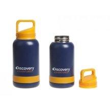 Pms Da Blackhills 500ml Vacuum Bottle W/caribiner Clip Lid -  discovery adventures blackhills 500ml vacuumbottle caribiner clip lid
