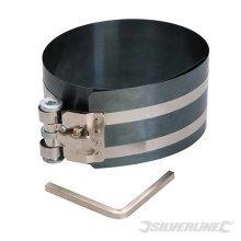 Silverline Piston Ring Compressor 54 - 127 x 75mm - 54 89178 Engine Rebuild -  piston ring compressor 75mm silverline 54 127 x 54127 89178 engine