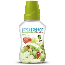 Sodastream Concentrate Syrup 750ml. Apple For Kids