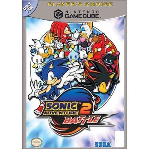 Sonic Adventure 2: Battle - Player's Choice (GameCube)