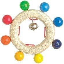 Heimess H733840 Ring Rattle (bell)