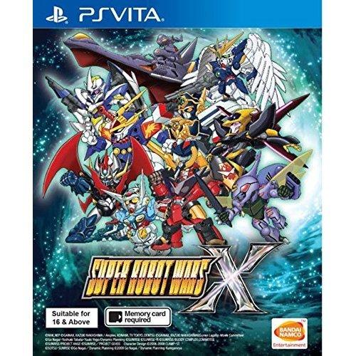Super Robot Wars X (English Subtitles) (PS Vita) (New)