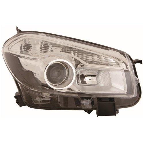 Nissan Qashqai 2010-2014 Headlight Headlamp Drivers Side O/s