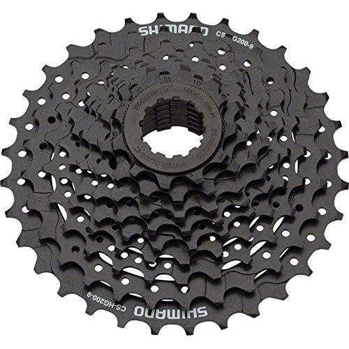 Shimano Alivio 9 Speed Mountain Bike Cassette CS HG200 9 11 32