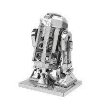 Star Wars Metal Earth 3d Model Kit - R2-d2