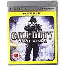 Call Of Duty World At War (Platinum) PS3