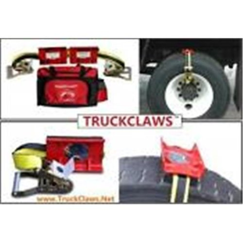 TruckClaws TC15001 Commercial Version Tire Traction Aid