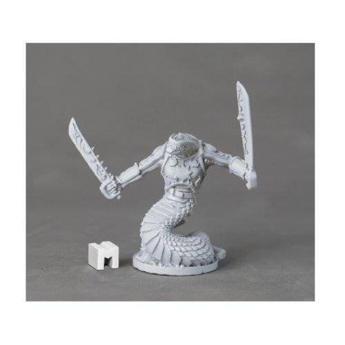 Reaper Miniatures Dark Heaven Legends 03887 Nagendra Captain