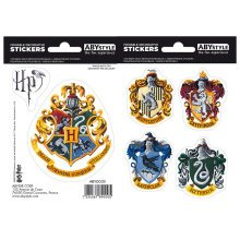 Harry Potter - Hogwarts Houses Stickers