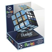 Rubik's Cube - Manchester City Football Club