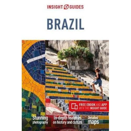 Insight Guides Brazil (Travel Guide with Free eBook)