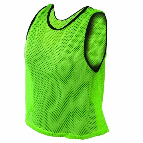 AAG  Adult Nylon Mesh Scrimmage Vests Pinnies Jerseys Soccer Football