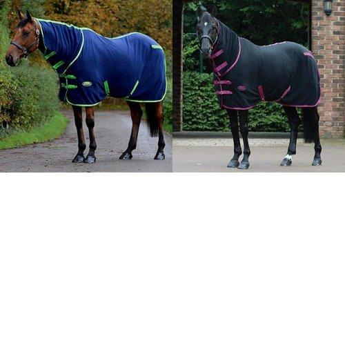 Weatherbeeta Combo Neck Fleece Cooler Rug