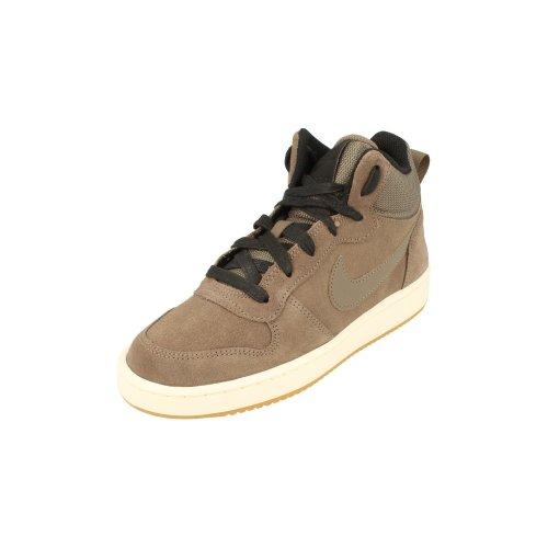Nike Court Borough Mid PRM GS Hi Top Trainers 847746 Sneakers Shoes
