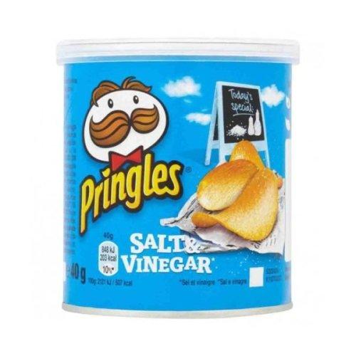 Pringles Salt & Vinegar 69P (12 x 40g)