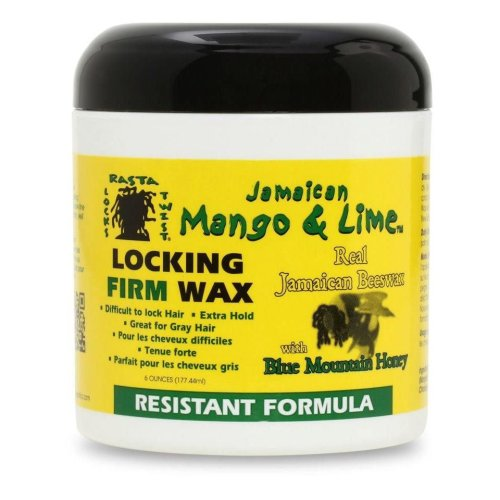 Jamaican Mango Lock Firm Wax Resistant 6oz