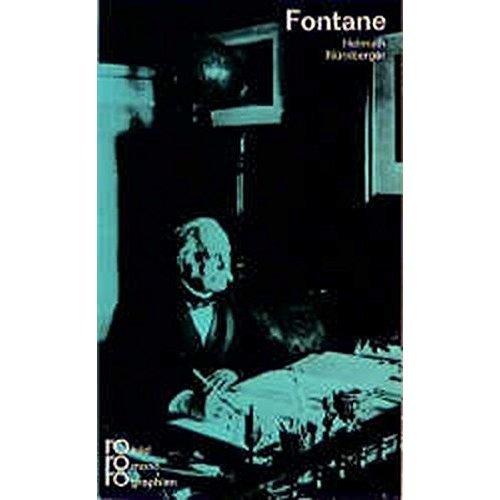 Rowohlt Bildmonographien: Fontane, Theodor