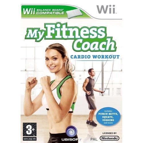 My Fitness Coach: Cardio Workout (Wii)