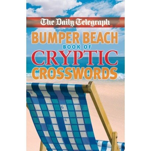 The Daily Telegraph Bumper Beach Book of Cryptic Crosswords