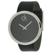 Calvin Klein Subtle Leather Ladies Watch K0V231C1