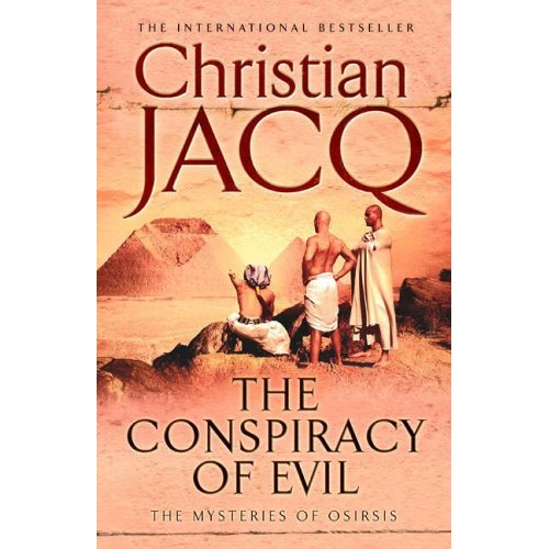 The Conspiracy of Evil (Mysteries of Osiris: No. 2)