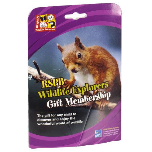 Rspb Junior Gift Membership Sgl