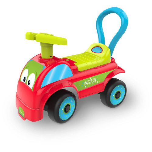 9c75d088c97 FUNBEE Boys My First Ride-On with Push Bar, Multi-colour (OFUN23-M).. on  OnBuy