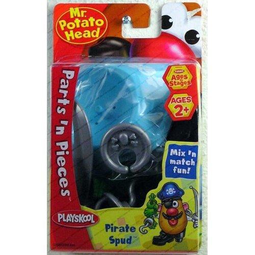 Mr. Potato Head: Pirate Spud Parts n' Pieces