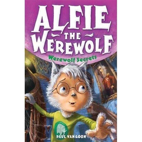 Werewolf Secrets: Book 6 (alfie the Werewolf)