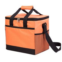 Outdoor Picnic Bag 20L  Large Soft Cooler Insulated Picnic Lunch  Bag for Grocery, Camping, Car, #C