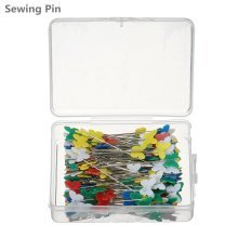 Sewing Accessories Patchwork Pins Round Bow Flower Pin