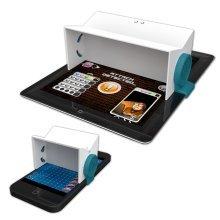 Screen Splitters Double Pack - Looksi Iphone Ipad -  looksi screen splitters iphone ipad