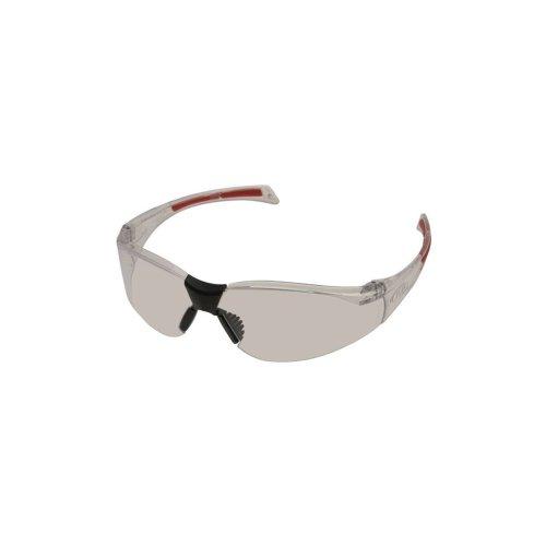 Stealth 8000 Glasses - Clear Frame - Clear Anti-Fog Hardcoat Lens