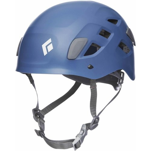Black Diamond Mens Half Dome Climbing Helmet Denim (Small/Medium)