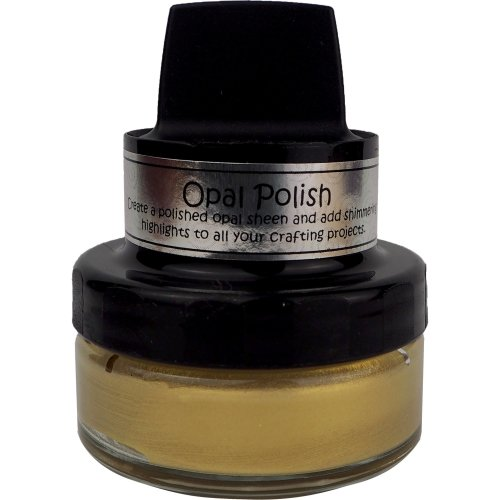 Cosmic Shimmer Opal Polish-Golden Glow