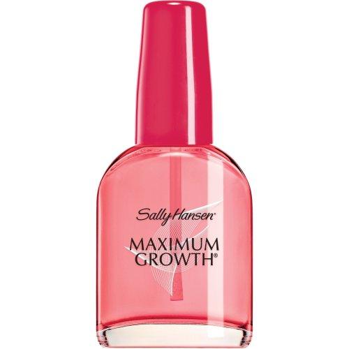 Sally Hansen Maximum Growth Nail Care, 13.3 ml