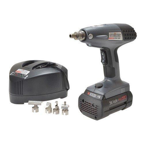 Steinel 351052 BHG 360 Cordless Heat Gun 36 Volt 1 x 2.6Ah Li-Ion Battery