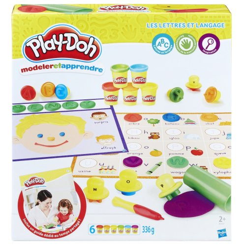 Play-Doh Shape and Learning
