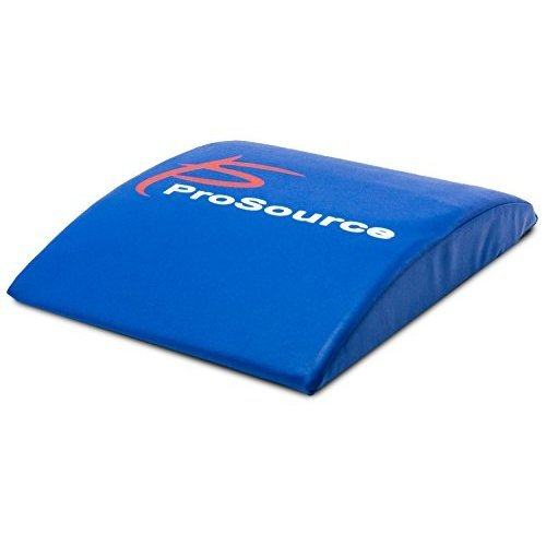 ProSource Abdominal AB Exercise Mat Core Trainer High Density Blue