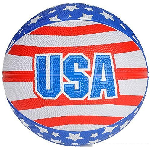 Patriotic USA Mini Basketball (1 pc)